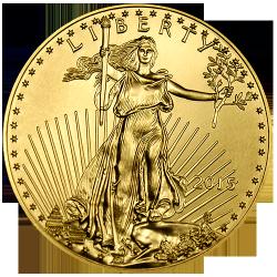 American Eagle 1/10 OZ