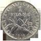 1 Franc Semeuse