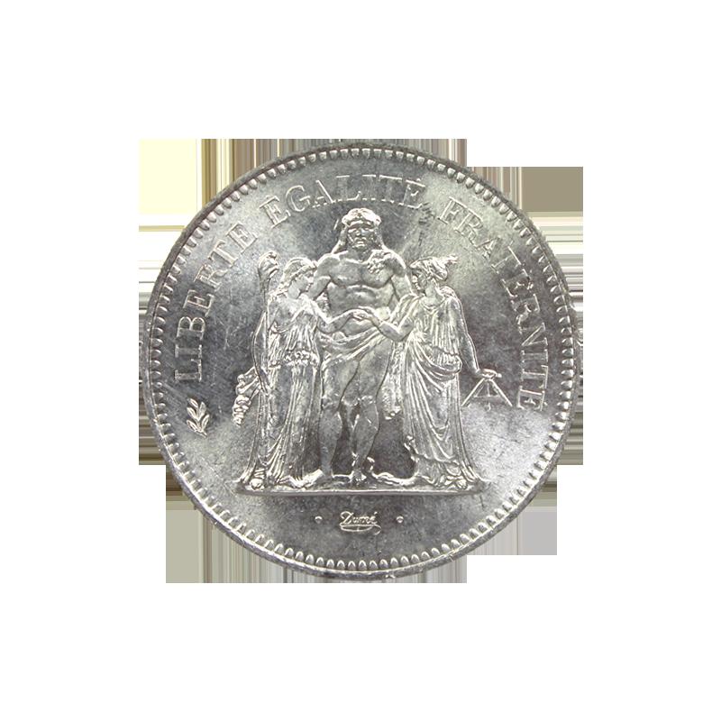 50 Francs Hercule   Change de la Bourse 34ff61a6bc3b