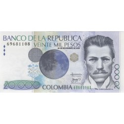 Peso Colombie COP