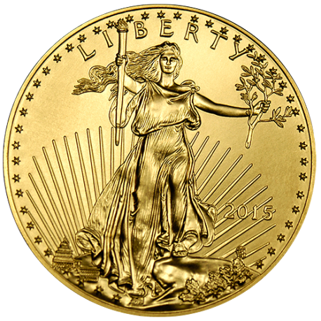 American Eagle 1/4 OZ