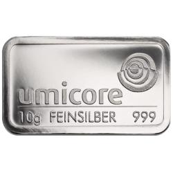 Lingot 10 g (TVA incluse)