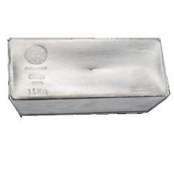 Lingot 15 Kg (TVA incluse)