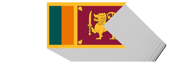 Roupie Sri Lanka LKR